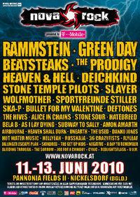 Gruppenavatar von NOVA ROCK 2010™