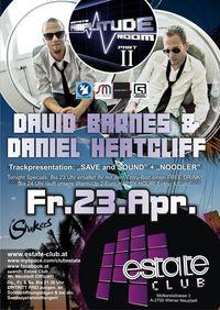 David Barnes & Daniel Heatcliff @ Estate Part II@Club Estate
