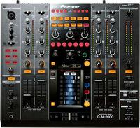 Profi Dj´s Spielen nur mit Pioneer Equipment