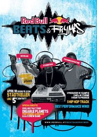 Red Bull Beats & Rhymes@Stadtkeller