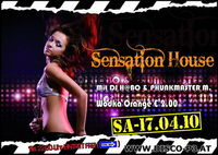 Sensation House@Disco P3