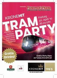 Kronehit Tram Party@Marktplatz