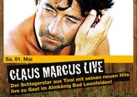 Claus Marcus Live@Almkönig