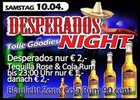 Desperados Night@Ballegro