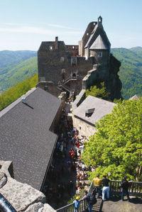 Mittelalterfest auf Aggstein@Burgruine Aggstein