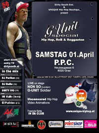 G Unit Special@P.P.C. Neubaugasse 8