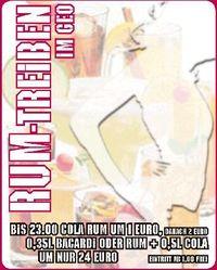 Rum-Treiben@GEO