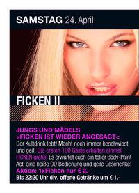 Ficken II@Hasenstall