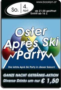 Oster Apres Ski Party@Brooklyn
