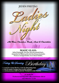 Ladies Night@Platinum