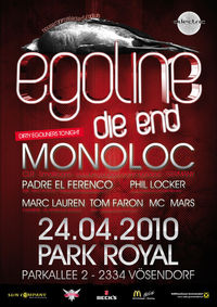 Egoline@Park Royal/ehemaliges Cataluna
