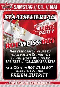 Rot-Weiss-Rot@Bollwerk
