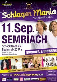 Schlager-Mania@Schöckllandhalle