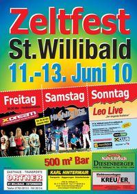 Zeltfest St.Willibald@Zentrum