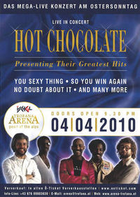 Hot Chocolate Live