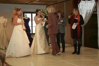 Wahl zur schönsten Braut@Schloss Mattsee