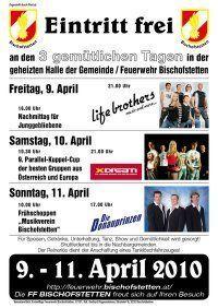 FF Heurigen Bischofstetten@Festhalle
