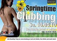 Springtime Clubbing@Stadthalle