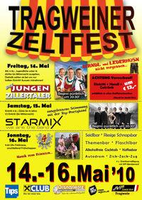 Tragweiner Zeltfest 2010@Zeltfestgelände Tragwein
