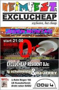 Heimfest Exclucheap