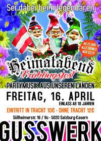 Heimatabend - Frühlingsfest
