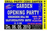 Garden Opening Party