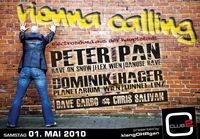 Peter Pan @ Vienna Calling@Club 2