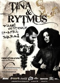 Rytmus & Tina@Disco Shark II
