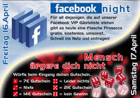 Facebook Night