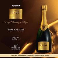 Pure Passage pres. Krug Labelnight@Babenberger Passage