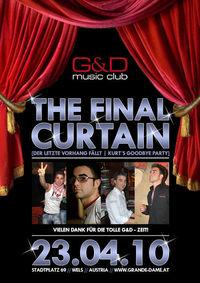 The Final Curtain! - Kurt´s Goodbye Party