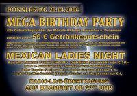 Birthday-Night@A-Danceclub