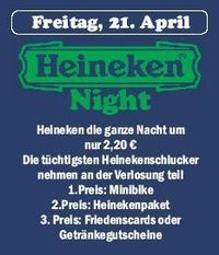 Heineken Night@Monkey Dancing