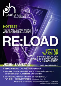 R&H! Rhythm and House@Partyhouse Reloaded