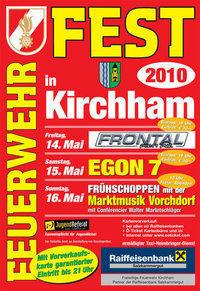 Kirchhamer Bierzelt von 14-16 Mai 2010 !!!!