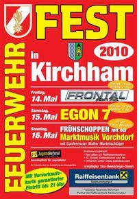 Feuerwehrfesttage Kirchham@Festgelände Kirchham