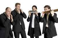 Mundharmonika Quartett Austria@Andino