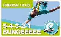 5-4-3-2-1 Bungeeeee@Evers