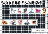 Supreme Swingers@Garage X