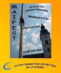 Maifest@Rathausplatz Scheibbs
