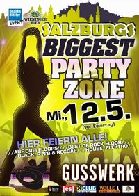 Salzburgs Biggest Partyzone No3