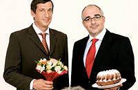 Gernot & Niavarani@Orpheum Graz