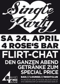 Single Party@4roses Bar Oberndorf