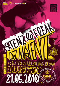 Stenz le Freak@Parktheater Kempten