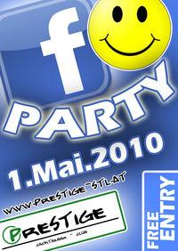 Facebook-Smiley-DUELL-Party with Liten Van Huis@Prestige Cocktailbar