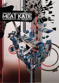 Prime:crime & strictly broken pres. Meat Katie@Stadtwerkstatt