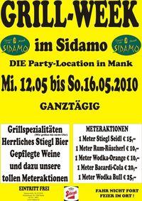 Grill-Week im Sidamo@Cafe Sidamo Mank