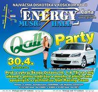 Qualt Párty@Energy Music Hall