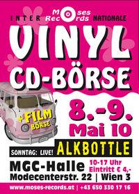 Vinyl und CD-Börse@MGC-Hallen