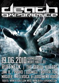 Death Experience@Werft Halle 55